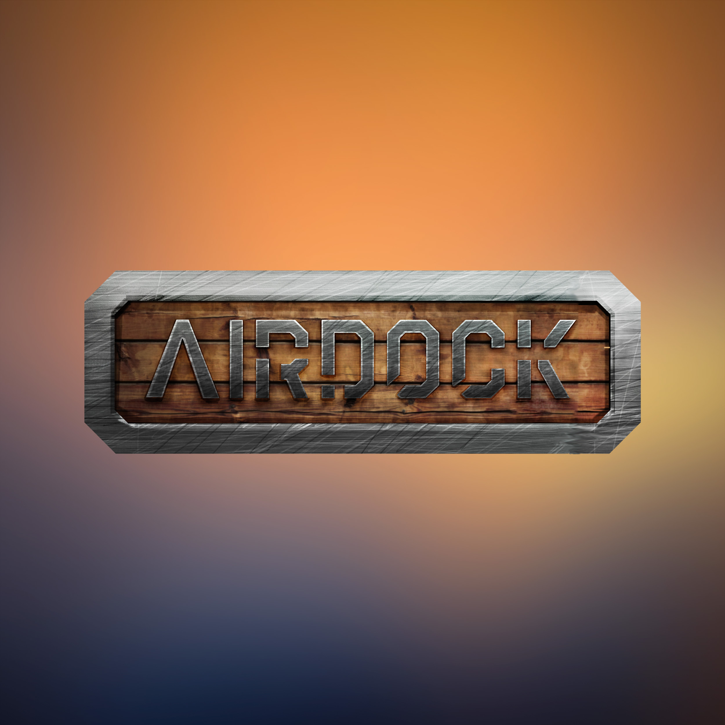 Artwork for the Font: Airdock by Airdock Alpha
