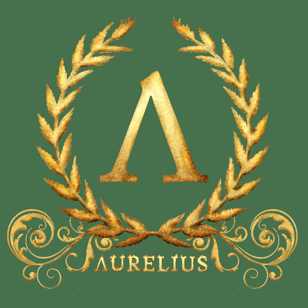 Hip Hop Producer Aurelius Logo